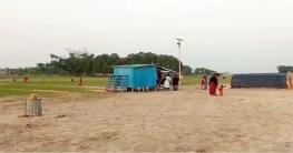 নদী ভাঙন শঙ্কায় দিন পার করেন রাজবাড়ীর চরাঞ্চলবাসী