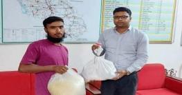 বোয়ালমারীতে ৬০ পরিবারকে খাদ্য সহায়তা