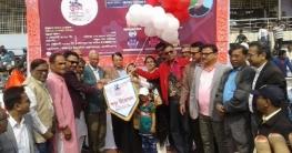 ফরিদপুরে মুজিববর্ষেটি-টুয়েন্টি ক্রিকেট টুর্নামেন্টেরউদ্বোধন