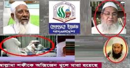 আহমদ শফী হত্যা: নেপথ্যে হেফাজত নেতা বাবুনগরী-মামুনুল হক