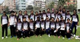 বঙ্গবন্ধু বাংলাদেশ গেমসে তিনটি নারী দল ঘোষণা