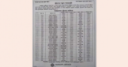 সারাদেশের ৬৭টি ট্রেনের সময়সূচিতে পরিবর্তন