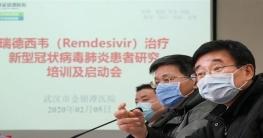 করোনাভাইরাস প্রতিরোধে চীনে মার্কিন ওষুধেরব্যবহার শুরু