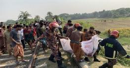 বোয়ালমারীতে ট্রেনের নিচে ঝাঁপ দিয়ে প্রেমিক যুগলের আত্মহত্যা