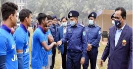 রাজবাড়ীতে 'বঙ্গবন্ধু নবম বাংলাদেশ গেমস'এর উদ্বোধন