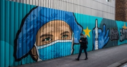 ইউরোপে শুরু করোনাভাইরাসের 'তৃতীয় ঢেউ'