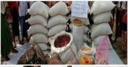 চরভদ্রাসনে ৫০ জন ক্ষুদ্র ব্যবসায়ীকে খাদ্য সহায়তা প্রদান