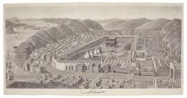 ২০০ বছর আগের কাবা শরীফের বিরল ছবি প্রকাশ্যে
